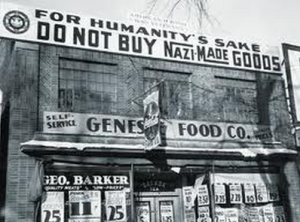 dont buy nazi goods