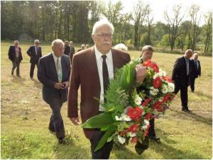 Peter Klepsch in Saaz (2002)