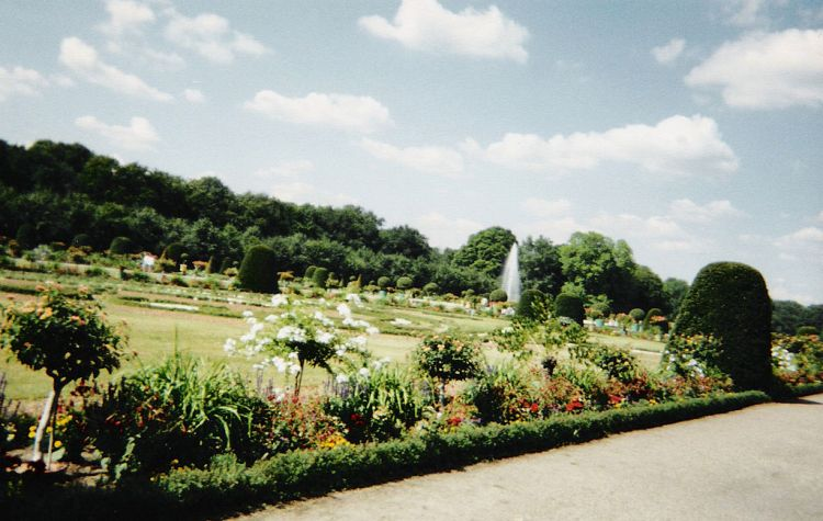 Schloss Charlottenburg Gärten