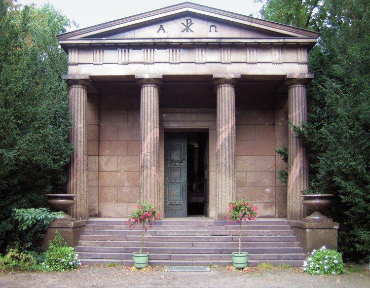 Mausoleum at Charlottenburg