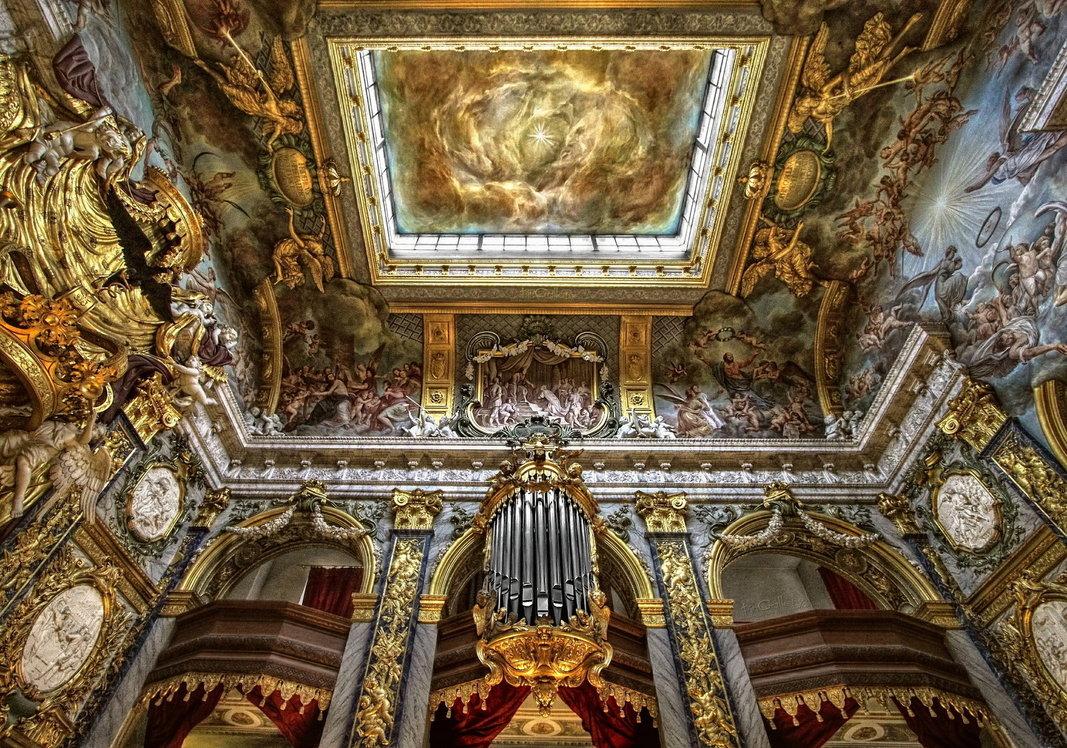 Schloss Charlottenburg Charlottenburg Palace Die