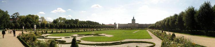 Schloss Charlottenburg und Gärten