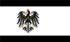 Prussian flag 1892-1918