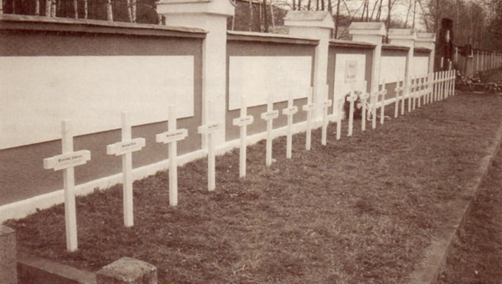 Totengedenken In Kaaden - Die Gefallenen des 4. März 1919