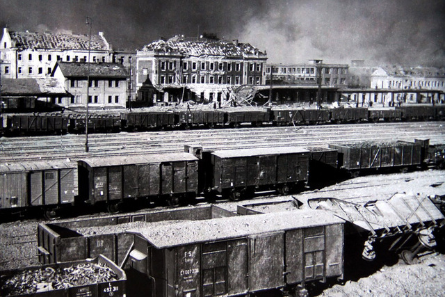 Libni Train Station