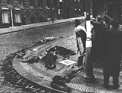 prague 1945