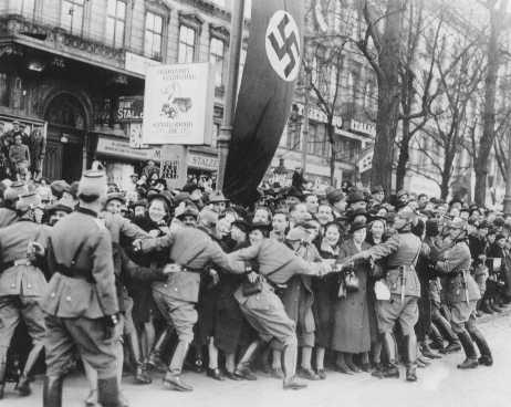 Österreich, 12 March 1938