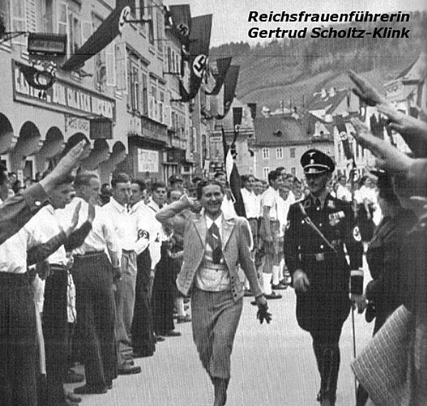 The Rally of the German Women's League 1936 – Nürnberg ...